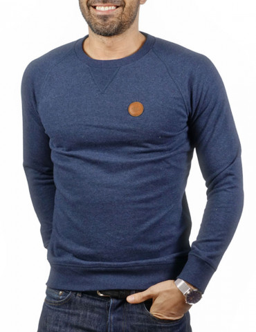 Sweat-shirt BIO col rond...