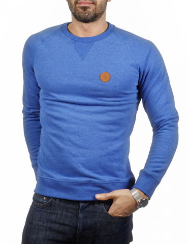Sweat-shirt BIO col rond