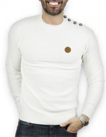 Pullover fantaisie
