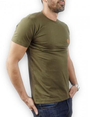 T-shirt classic Kaki