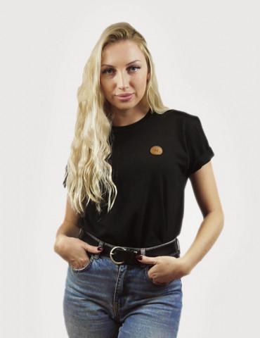 T-shirt classic Noir